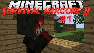 [Minecraftvn] Survival Hardcore #1 : Sự Khởi Đầu Mới !!