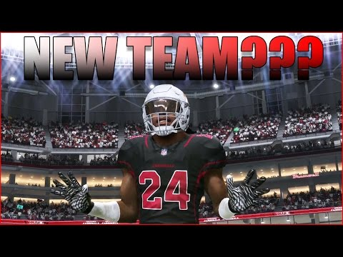 "WHO IS TD""S NEW TEAM??? (SKIT/STORY) MADDEN 17 CAREER MODE WR"