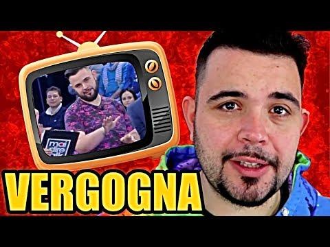 CiccioGamer89 UMILIATO in TELEVISIONE