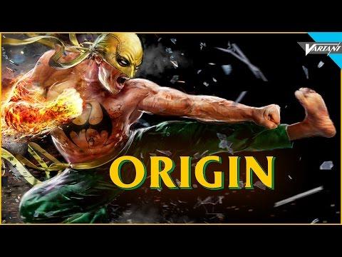 Origin Of Iron Fist!