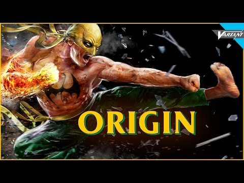 Origin Of Iron Fist!