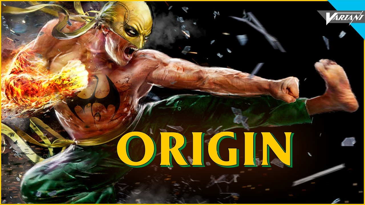 Origin Of Iron ~ Origin of iron fist youtube