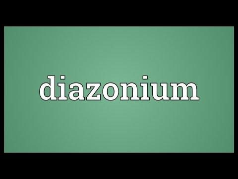 Header of diazonium