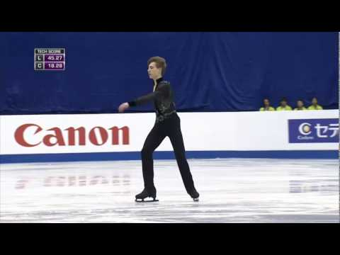 Roman Sadovsky 2017 Junior World Figure Skating Championships - SP