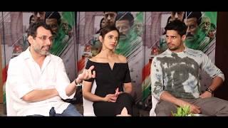 "Sidharth Malhotra: ""Aiyaary Has One Major MESSAGE About…"" | Neeraj Pandey | Rakul Preet Singh"