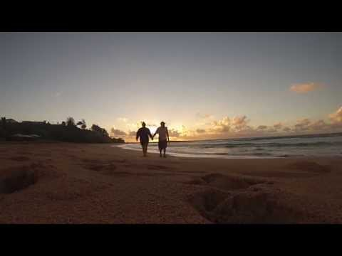 GoPro Kauai sunrise