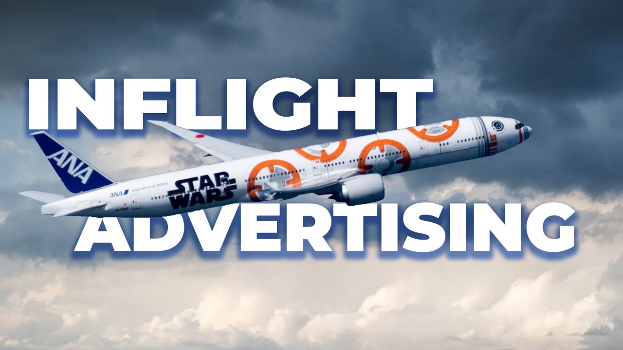 Inflight Advertising: How Airlines Make Money And How It Affects You