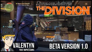 The Division BETA 1.0 - Part 3 ft Chainz45 1440p 60 FPS