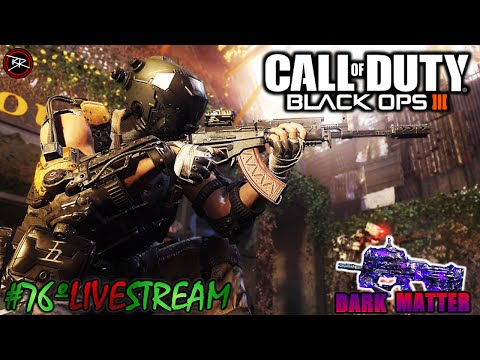 #76º LIVESTREAM de Multiplayer no Call of Duty: Black Ops 3 *Com os Subscritores* PT-BR