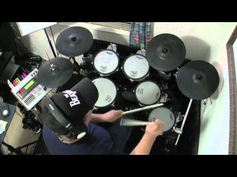 One Desire - Hillsong (Drum Cover)