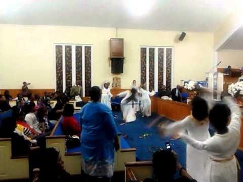 Clarksdale pray dance st. Jame temple