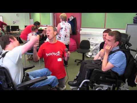 Lancashire Youth Vocal Ensemble SEND - Summer 2015