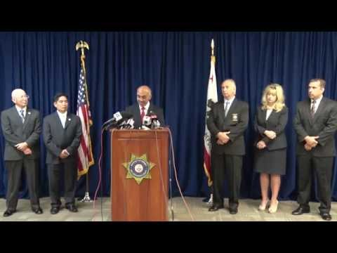 D.A. Ramos Announces Filing in Officer-Involved Use of Force Incident: Press Conference