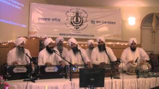 Jo Saas Giraas Dhiaae Mera Har Har Bhai Niranjan Singh Jawaddi At Guru Ram Das Darbar, Calgary