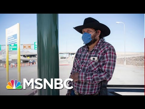 'Insanity': Texans React To Gov. Abbott Lifting Mask Mandate, Reopening State | All In | MSNBC