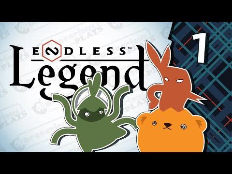 Endless Legend | Episode 1: Skyfriends | Precarious Plays |