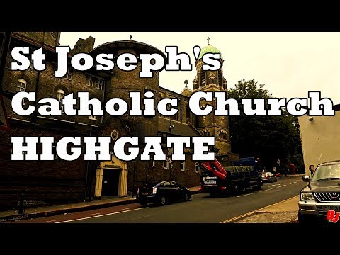 St  Joseph's catholic church-Highgate