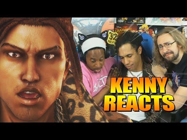 KENNY REACTS: Tekken 7 Eddy Gordo Ending - Heartbreak, Denial, Sorrow & Redemption