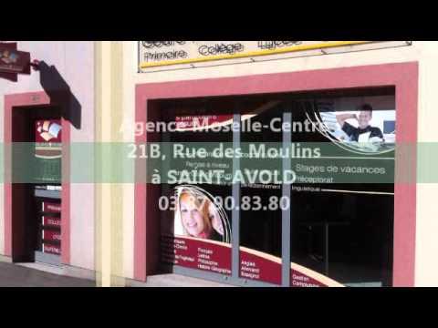 Excellence et Réussite - Soutien scolaire et cours particuliers à Metz - Nos agences en Moselle