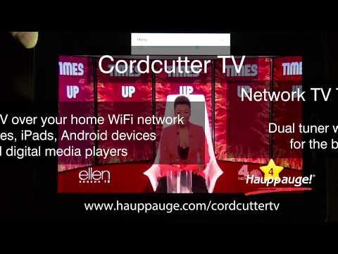Hauppauge | Cordcutter TV Product Description