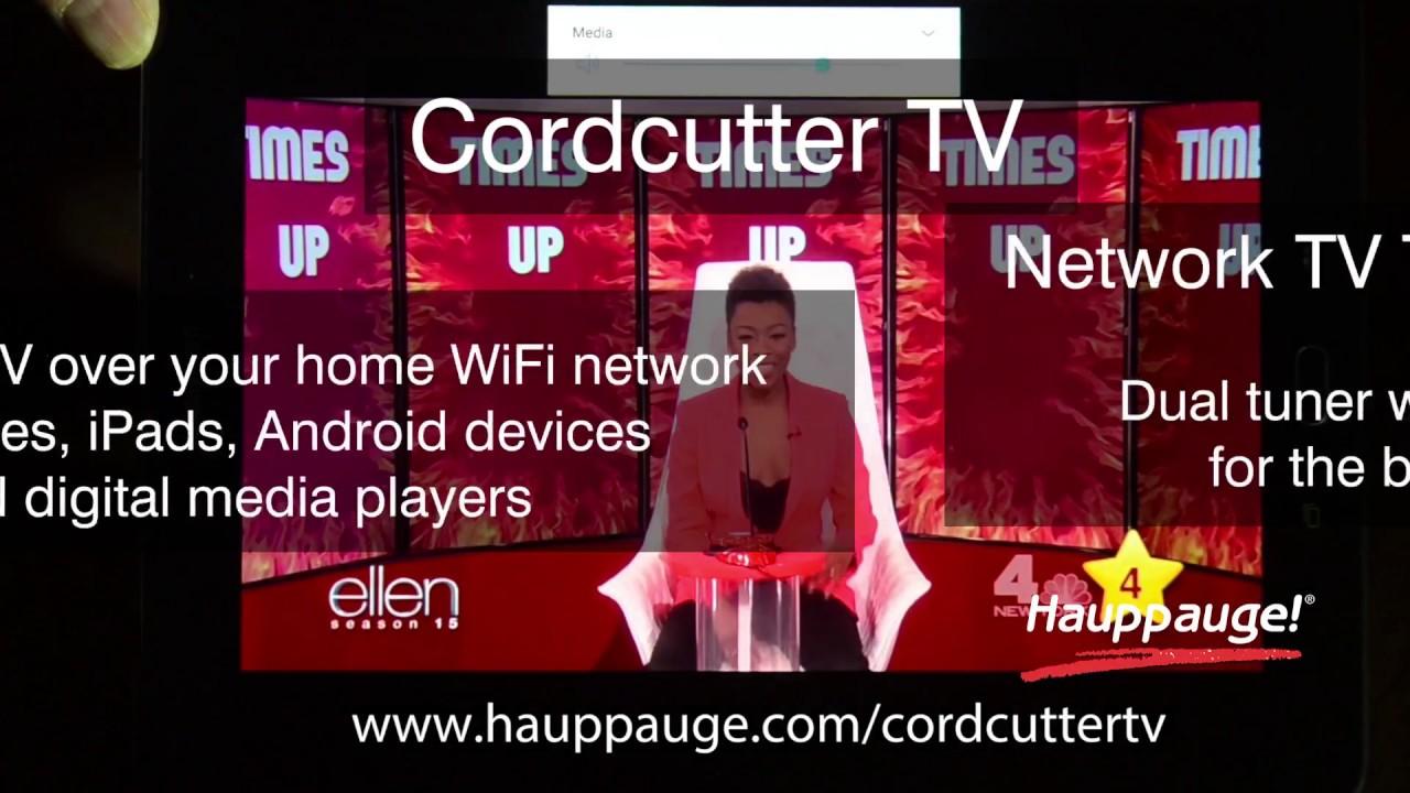 Hauppauge   Cordcutter TV Product Description