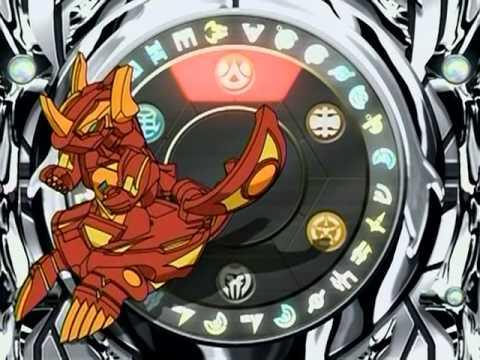 Bakugan Gundalian Invaders - 01 - A New Beginning