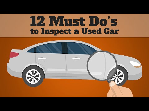 How To Buy Used Car