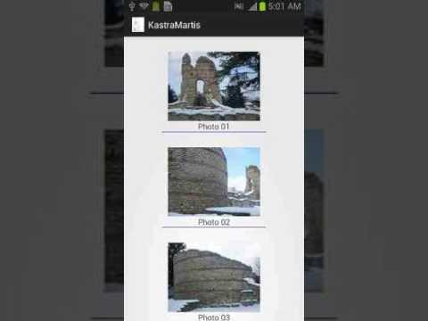 Roman Fortress Castra Martis