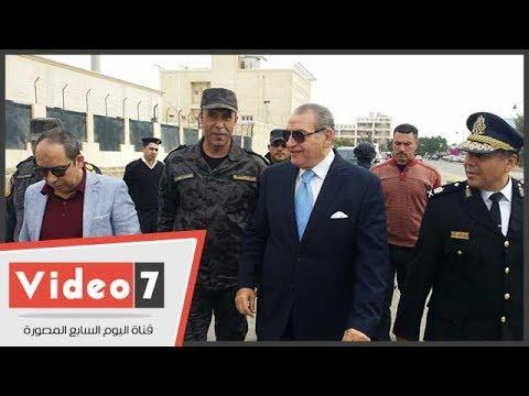 اليوم السابع :مدير امن السويس : الالتزام بأسماء كشوف الجماهير ولن نسمح بالتجاوزات