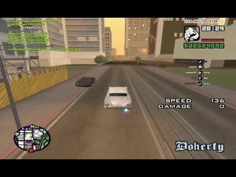 GTA:SAMP - Tornado