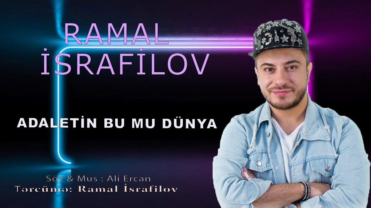 Ramal Israfilov Adaletin Bu Mu Dunya 2020 Official Audio Youtube