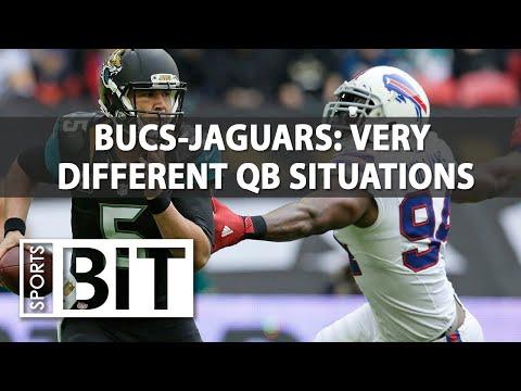 Tampa Bay Buccaneers at Jacksonville Jaguars | Sports BIT | NFL Picks
