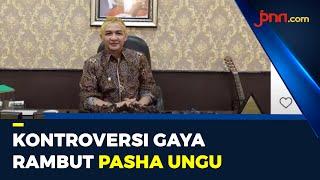 Pernah Ditegur Mendagri Karena Gaya Rambut Nyeleneh, Pasha Ungu Tak Kapok - JPNN.com