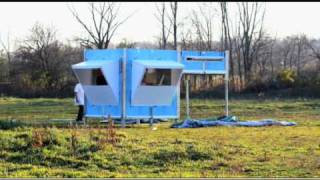 Purdue Students Invent Innovative, Weather-resistant Shelter For Disaster Victims