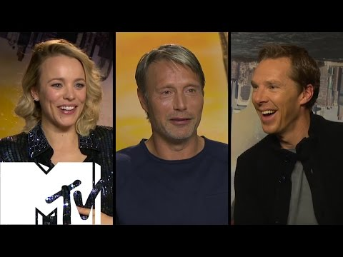 Doctor Strange: Funniest Behind-the-Scenes Moments | MTV