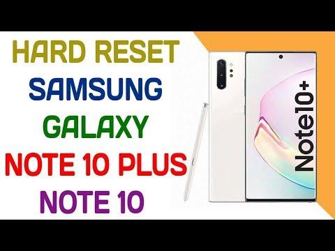 hard-reset-samsung-note-10-plus-n975f-|-factory-reset-note-10-n970f-|-pin-|-pattren-|-password