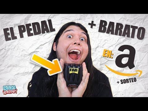 EL PEDAL MÁS BARATO EN AMAZON + SORTEO | Eddie Warboy