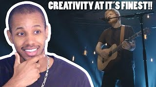ED SHEERAN BLOODSTREAM LIVE ON THE HONDA STAGE AT THE iHEART RADIO THEATRE NY REACTION
