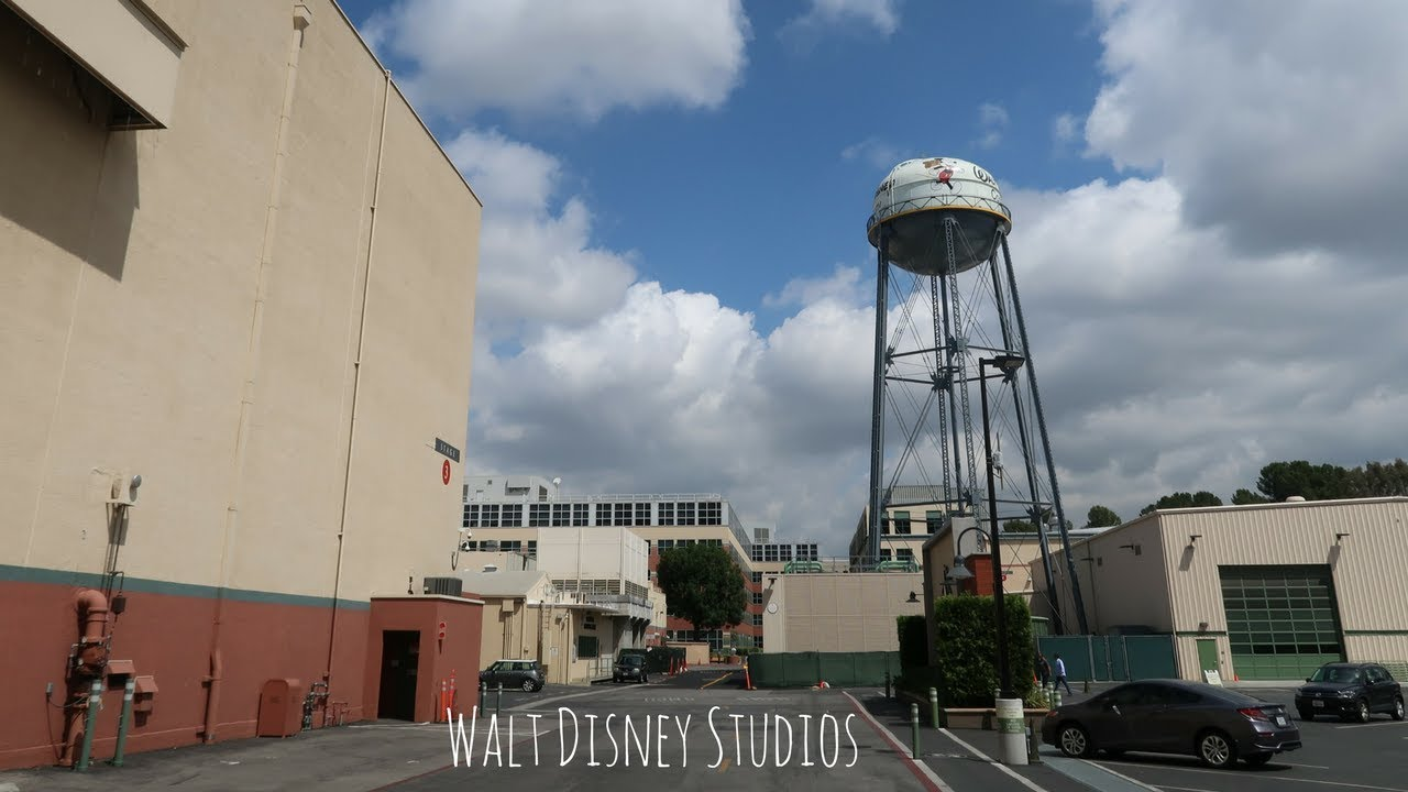 52407f34b3 Walt Disney Studios Burbank California - YouTube