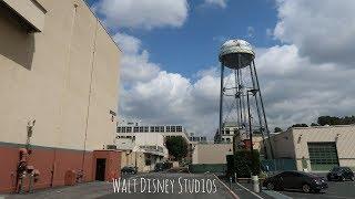 Gambar cover Walt Disney Studios Burbank California