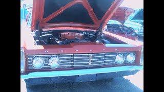 1965 Mercury Marauder Two Door Hardtop Red ZH020217