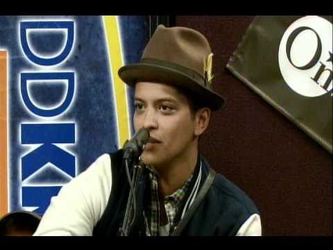 How Did Bruno Mars Get His Name?