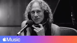 Lars Ulrich and Kirk Hammett on picking up a guitar his first time [Preview] | Beats 1 | Apple Music