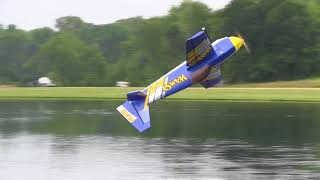 89 Slick Pond Flight and Crash- Joe Nall 2012