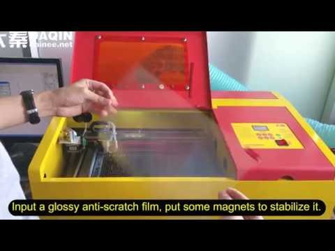 How to make mobile accessories in bangladesh - iPad Air glossy screen protector