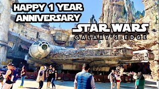 10 Best Memories from Star Wars Galaxy's Edge 1st year