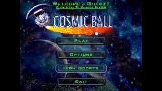 Cosmic Ball - Арканоид на космическую тему