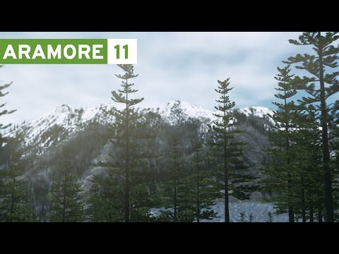 Cities Skylines: Aramore (Episode 11) - Terraforming & Snowcapped Mountains