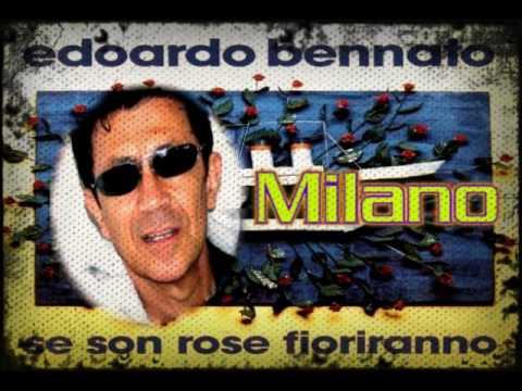 Milano di Edoardo Bennato