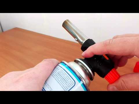 Горелка-насадка на газовый баллон (GasTorch)